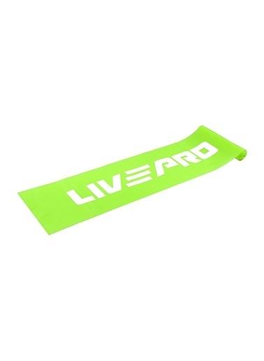 Livepro Livepro LP8413L Hafif Sert Pilates Bandı Yeşil